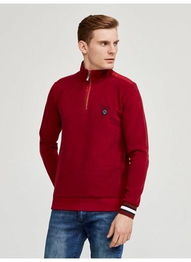 MCL Sweatshirt Kırmızı